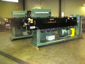 "NRM 3.5"" 30:1 Extruders Rebuilt To New Condition"